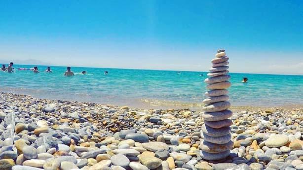 Vangölü Mollakasım Plajı