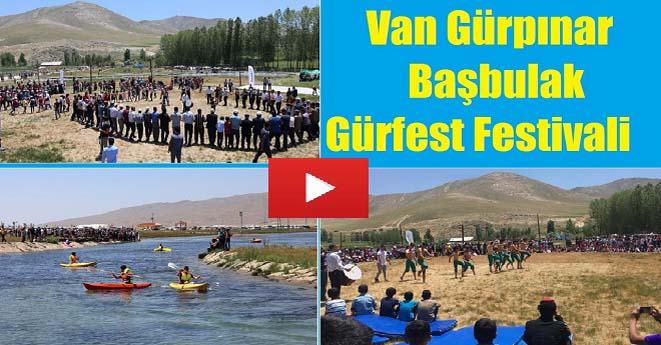 Van Gürpınar'da Gürfest Festivali