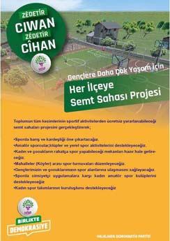 Hdp Van Projeleri