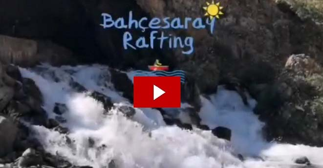 Van Bahçesaray Rafting