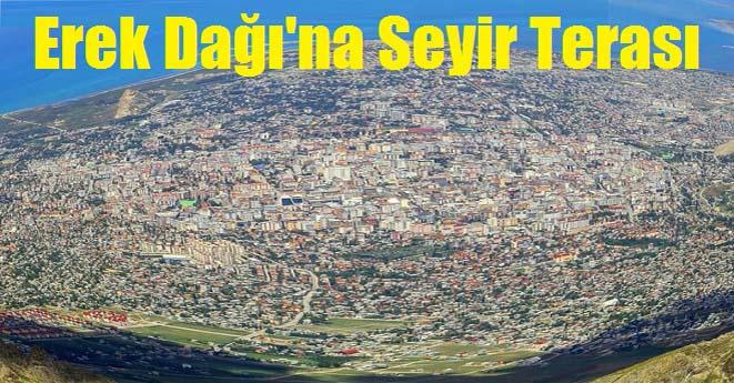 Erek Dağı Seyir Terası