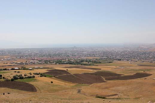 Erek Dağı Seyir Tepesi Projesi
