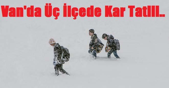 Van Kar Tatili