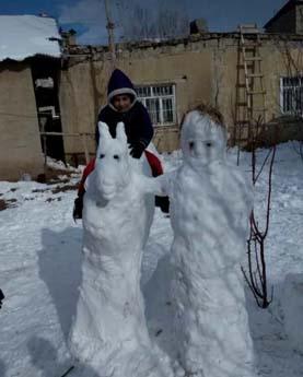 En Güzel Kardan Adamlar