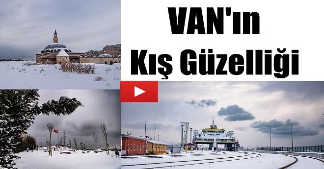 Van'ın Kış Güzelliği