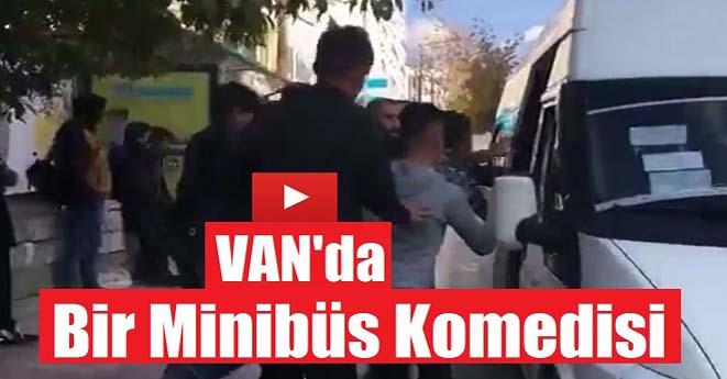 Van'da Bir Minibüs Komedisi