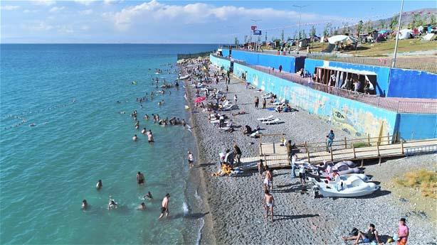Van Mollakasım Mavi Bayraklı Plaj