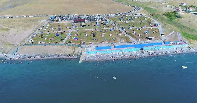 Mavi Bayraklı Plaj Sezonu Açtı