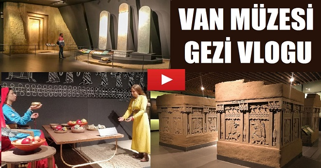 Van Müzesi Gezisi