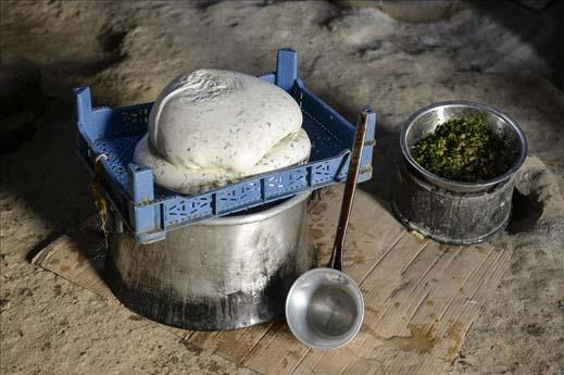 Van Otlu Peynir Öyküsü