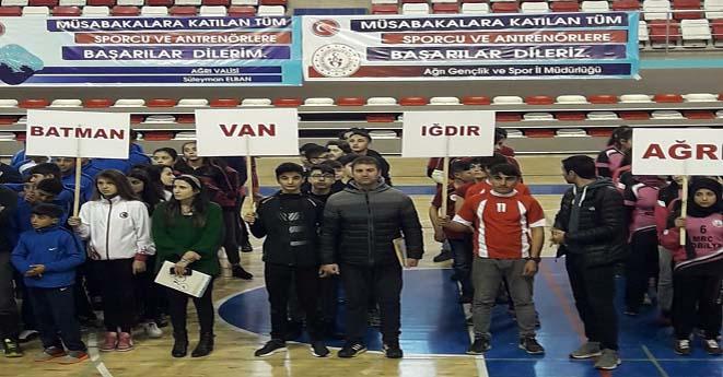 Vanlı Voleybolcular Türkiye Finallerinde