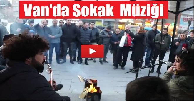 Van Sokak Müzisyenleri