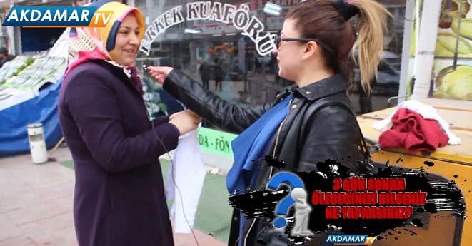 Komik Sokak Röportajı