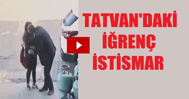 Tatvan'da Cinsel İstismar