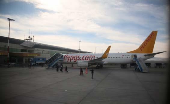 Van Uçak Bilet Fiyatları Uçuyor