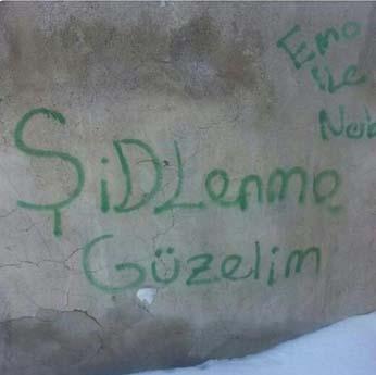 Duvar Yazısı