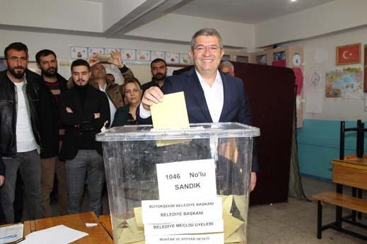 Van Yerel Seçim Sonuçları
