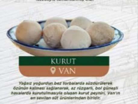 Van Mutfağı Yöresel Ürünleri
