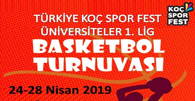 Van YYÜ'de Basketbol Turnuvası