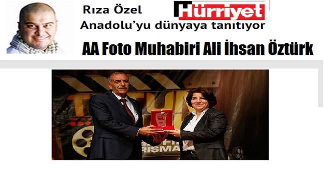 Ali İhsan Öztürk Kimdir