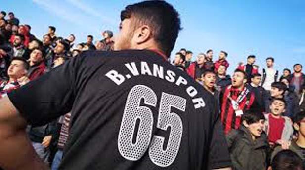 Vanspor Maçı