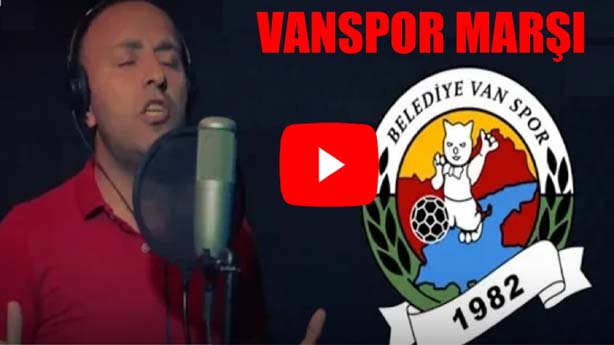 Vanspor'a Şampiyonluk Marşı
