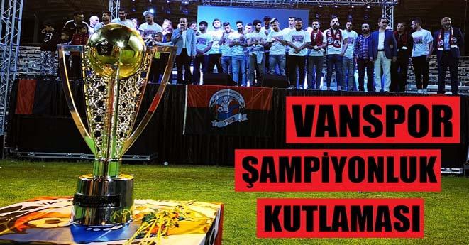Şampiyon Vanspor
