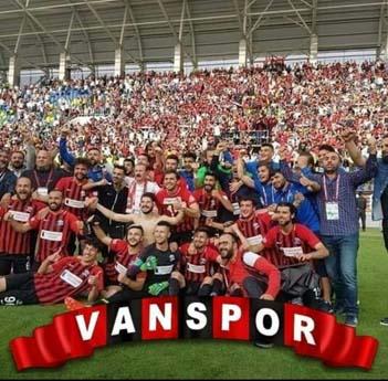Vanspor Şampiyon Haberleri