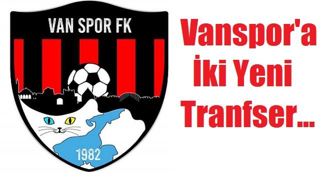 Vanspor Yeni Transfer