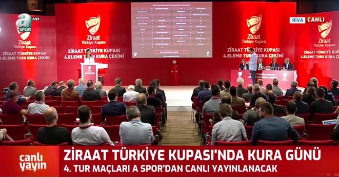 Vanspor Ziraat Kupası Rakibi belli oldu