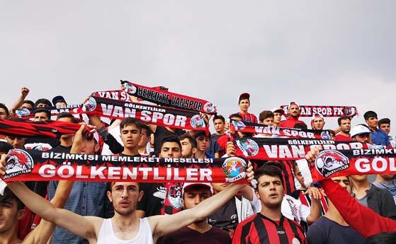 Vanspor Maç Özeti 2019