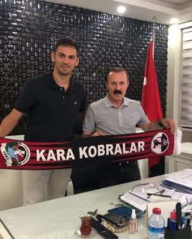 Vanspor'a Yeni Transfer